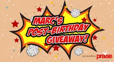 Post-Birthday Giveaway | sponsored by House of Praise | Servant's Quill