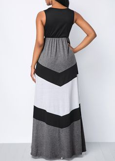 Simple Dresses, Casual Dresses, Beautiful Dresses, African Fashion Traditional, Dress Outfits, Fashion Dresses, Color Blocking Outfits, Mode Style, African Dress