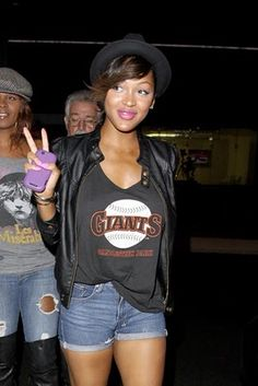 Meagan Good Style | So I have a confession to make; I am a huge Meagan Good fan. Not only ...