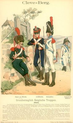 The Regiment of Foot First French Empire, Kingdom Of Denmark, German Uniforms, Military Uniforms, Historia Universal, Seven Years' War, Napoleonic Wars, American Revolution, Berg