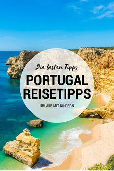 Hier gibt es Reisetipps für Portugal mit Kindern. Neben Tipps für den Familienurlaub in Portugal sammle ich Hoteltipps, Reiseziele für die Algarve, Lissabon, Alentejo, Centro de Portugal, Porto und den Norden von Portugal. Außerdem Tipps für die Azoren und Madeira.