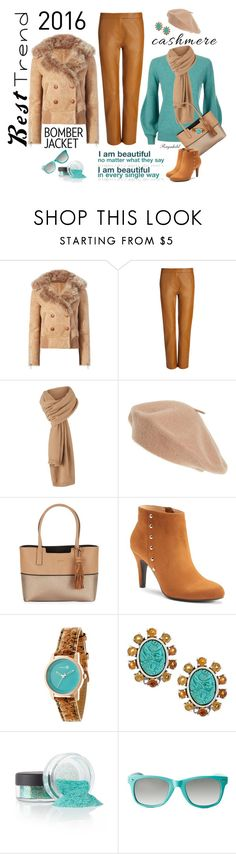 """Best Trend 2016"" by ragnh-mjos ❤ liked on Polyvore featuring Liven, Joseph, Burberry, Halogen, Calvin Klein, LC Lauren Conrad, Earth, Stephen Dweck and Red Camel"