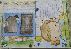 August Journal (21st and 22nd)