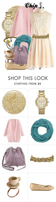 """""""Chip"""" by amarie104 ❤ liked on Polyvore featuring Lancôme, Michael Kors, maurices, Rebecca Minkoff and G by Guess"""