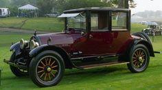 1921 Cadillac Victoria Coupe