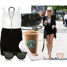 A Perfect Day by prettyiceballos on Polyvore featuring polyvore fashion style