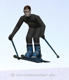 How to Jump - Online Ski Lessons - Mechanics of Skiing
