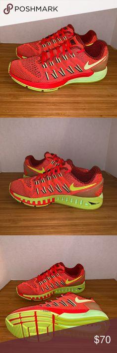 3c76bcb988ca44 New Men s NIKE Air Zoom Odyssey Running Shoes 8.5! New Men s NIKE Air Zoom  Odyssey Neon Running Shoes 8.5! New without Box Nike Shoes Athletic Shoes