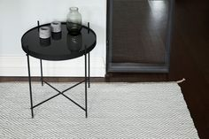 Individually customized rugs are handmade in traditonal Finish craftsmanship. ANKI RUGS is famous for its service and sustainable approach for high-quality carpets for better indoor environment.