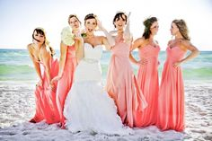 Florida Panhandle Wedding Picture