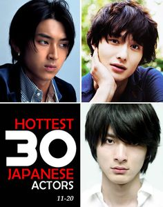 30 Hottest Japanese Young Actors Top 20