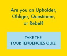 Gretchen Rubin - The Four Tendencies