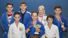 Judoklub Krems startet mit 1x Gold, 2x Silber und 1x Bronze beim internationalen, stark besetzten Vienna Open in die neue Wettkampfsaison. Judo, Bronze, Gold, Silver