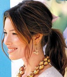 Konjski rep frizure | tražiš.me - Tražilica Vaše Lepote | Moda | Frizure | Šminka | Lepota | Zdravlje