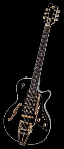 Starpl. TV Custom: Duesenberg Guitars