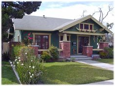 Featured Homes | Anaheim, CA - Official Website--single story craftsman