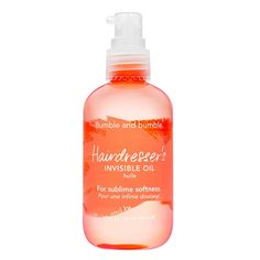 Hairdresser%27s Invisible Oil