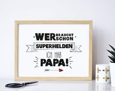 Superhero grandpa-pressure of form type Superhelden Opa Druck von Formart & Etsy The post Superhero grandpa-pressure of form type appeared first on Dekoration. Diy Father's Day Gifts, Father's Day Diy, Fathers Day Gifts, Gifts For Dad, Susa, Diy Presents, Grandpa Gifts, Hand Lettering, Envelope