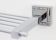 Bathroom Accessories With Swarovski Honey Crystals Luxury Bathroom