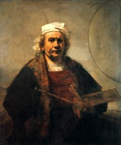 """""""Rembrandt: The Late Works"""""""