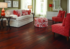 """Wide plank floors – around 5"""" or wider – were often used in early American homes. Modern-day wide plank floors offer a fresh approach that blends trend and tradition.   2015 Fall Flooring"""