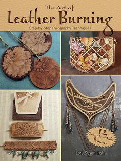 The Art of Leather Burning: Step-by-Step Pyrography Techniques Leather craft is beautiful. I realize there are some of you that are thinking anyone that wears leather is mean. I do not think so. I …