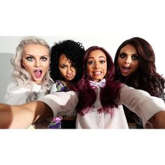 X Factor winners Little Mix hate Vegemite and to release a ballad on... ❤ liked on Polyvore