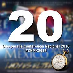 Solo 20 dias mas para que Rosarito sea testigo del Mover de Dios! Alcance Victoria - Hoy es el Tiempo!  #CNMX2016
