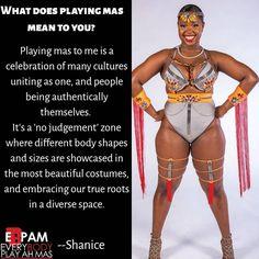 #everyBODYplayahmas #TorontoRevellers #TorontoCaribbeanCarnival ⠀⠀⠀⠀⠀⠀⠀⠀⠀ ⠀⠀⠀⠀⠀⠀⠀⠀⠀ . . .  #AllShapesAndSizes #PlayAhMas #BodyLove #BodyPositive #CaribbeanGirlsWhoBlog  #CaribbeanWomen #CarnivalChasers #CarnivalIsLife #CarnivalIsWoman #CarnivalSlayers #CarnivalsAroundTheWorld #GetInYuhSection  #InWeBlood #KaribbeanKollective #LoveYourselfFirst #MasIsLife #MasqueradersWorldwide #RespectDeMas  #SexyAtAnySize #SocaDriven #SocaToTheUniverse #StageNotGoodAgain #SupportTheCulture… Caribbean Carnival, Love Yourself First, Body Love