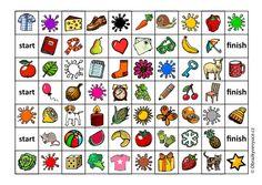 Desková hra pro výuku jazyků Advent Calendar, Education, Holiday Decor, Cards, Advent Calenders, Maps, Onderwijs, Learning, Playing Cards