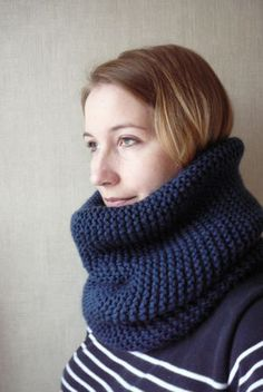 Snood for Love # le tuto