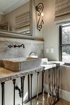 . - #Tuscan #Home #Design - Find More Decor Ideas at:  http://www.IrvineHomeBlog.com/HomeDecor/  ༺༺  ℭƘ ༻༻   and Pinterest Boards    - Christina Khandan - Irvine, California