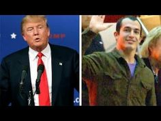 Powdered Wig Society When Sgt Tahmooressi was rotting in a Mexican prison, Barack Hussein offered no help for his release. But guess who did? Donald Trump! - Powdered Wig Society