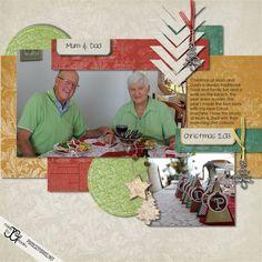 66 best pixels2pages blueprints digital scrapbook layouts images digital scrapbooking layout mum and dad featuring a pixels2pages blueprint template digital content from katie pertiet vintage christmas addon paper malvernweather Images