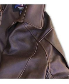 Bomber Jackets, Leather Jackets, Lambskin Leather, Leather Men, Make A Choice, Adventurer, Medium Brown, Hand Warmers, Vintage Looks