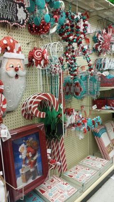 Hobby Lobby - Red Aqua & White Christmas Decor Christmas Of Many Colors, Christmas 2018 Ideas, Christmas Tree Dress, Turquoise Christmas, Old World Christmas, Merry Christmas To All, Silver Christmas, Green Christmas, Retro Christmas