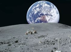 """Astronomy Universe A view of Earth from The Moon taken by NASA. - """"A view of Earth from The Moon taken by NASA. Nasa Moon, Diy Spa Day, Long Way Home, Moon Pictures, Urban Survival, Earth From Space, Galaxy Art, Science, Planet Earth"""