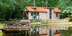 Una casa en el lago