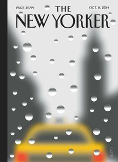 Revista New Yorker divulga sua primeira capa usando GIF animado