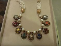 Navratan Bespoke Vintage Jewellery