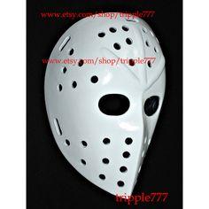 Hockey mask, Hockey goalie, NHL ice hockey, Roller Hockey, Hockey goalie mask, Hockey helmet Billy Smith mask HO76