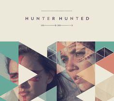 Hunter Hunted album cover color inspiration