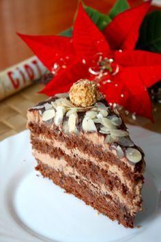 Nougat - Giotto - Torte