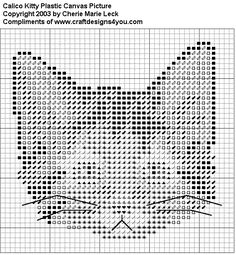 FREE PLASTIC CANVAS PATTERNS - Google Search