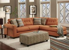 Fusion 1515 Sectional Living Room