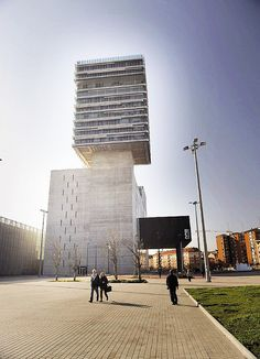 BEC (Bilbao Exhibition Center) in Barakaldo #Bilbao #Inspiration #Spain