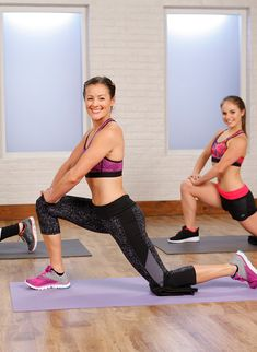5-Minute Stretch Session to Leaner and Longer Limbs