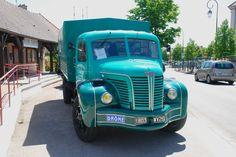 Berliet GLR truck