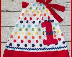 Berry Sweet Strawberry Birthday Pillowcase от LittlehootboutiqueCo