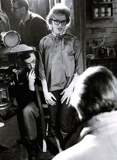 New Pix (BTS - sue lyon and stanley kubrick) has been published on Tremendous Pix